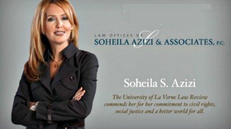 Soheila Azizi 2012 Profile for La Verne University