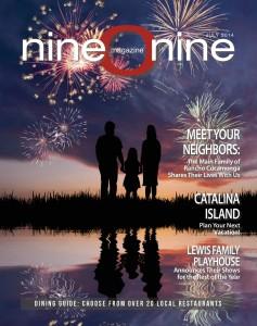July 2014 909 Magazine
