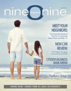 June Cover 2014 909 Magazine