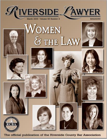 Women & The Law