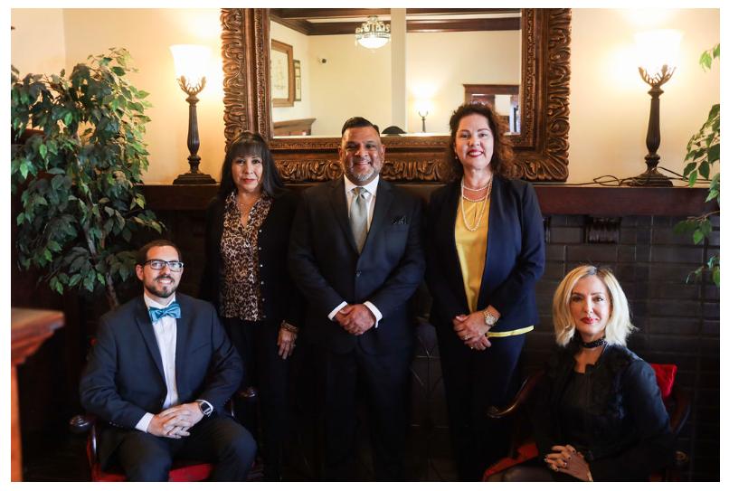 Legal Team 2020