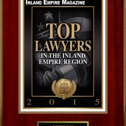 Top Lawyers in the Inland Empire Region